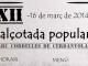 XII Calçotada popular i concurs de titius