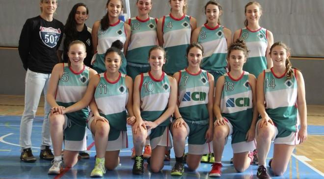 L'Ajuntament i el Club Bàsquet Femení Cerdanyola rubriquen un acord de col·laboració