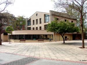 La biblioteca de Cerdanyola ha estat tancada tot el periòde d'exàmens