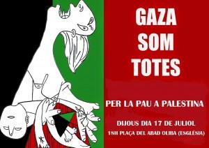 GAZA SOM TOTES