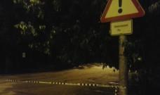 La pluja de divendres va causar incidències a la ciutat