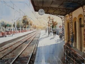 Pintura de Carlos Sarrate, 5è premi al concurs de pintura de Cerdanyola de novembre de 2007. sarrate.blogspot.com.es/