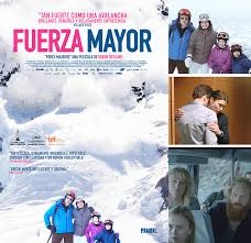 "Cartell de ""Fuerza Mayor"""