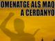 Aquesta setmana es celebra el cinquè homenatge als Maquis de Cerdanyola