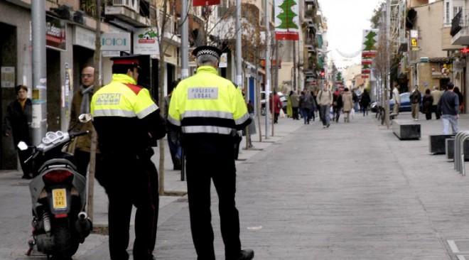 Els delictes baixen un 9,8 % a la ciutat