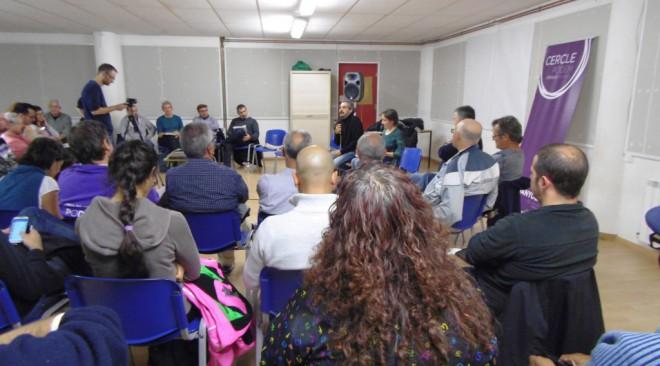 Xerreda-debat: El llenguatge i la comunicació político-social