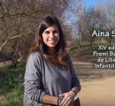 La cerdanyolenca Aina Sastre, guanyadora del XIV Premi de literatura infantil i juvenil de Barcanova