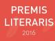 Es presenten 84 obres als Premis Literaris de Cerdanyola del Vallès 2016
