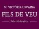 Maria Victòria Lovaina presenta el recull de relats curts 'Fils de veu'