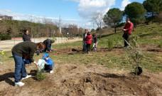 La Jugatecambiental comença temporada posant a punt el Parc del Turonet
