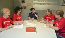 L'Ajuntament demanarà suport a la Diputació de Barcelona en la lluita contra les antenes