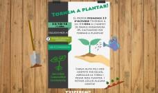 Diumenge 23 d'octubre, l'Increïble Comestible segueix plantant i cuidant els hortets de Cerdanyola!!