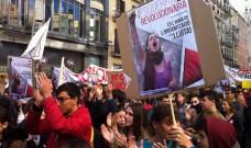 Les estudiants de Cerdanyola participen a la vaga d'educació