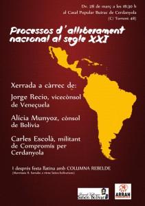 arran con latinoamerica