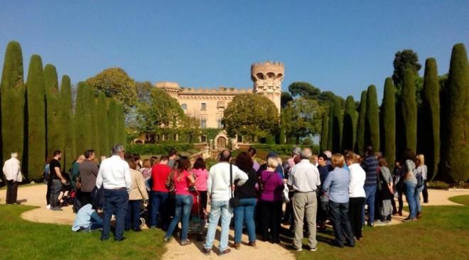 Vols conèixer el Castell de Sant Marçal?