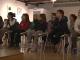 L'equip de Vallès Educa fa un reportatge a l'Escola La Sínia