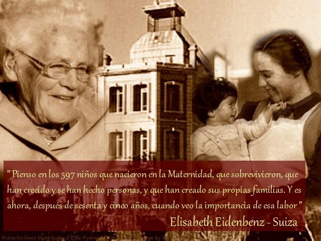 Elisabeth Eidenbenz – Suiza