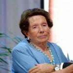 María Garcia Torrecillas, natural d'Albánchez (Jaén), infermera a la Maternitat d'Elna