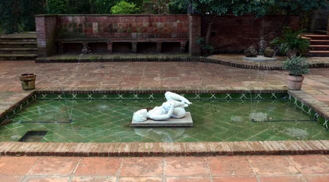 El jardí del Museu de Ca n'Ortadó torna a obrir al públic