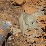Lixiviats de l'interior del tub trobat