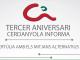 Cerdanyola Informa celebra l'aniversari en un acte amb La Directa, El Crític, La Mosca i Kaos