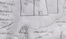 La lluita contra el crematori es manté viva