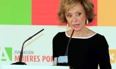 Fernández de la Vega i Arboix debaten sobre la dona a l'Àfrica
