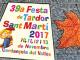 Ja tenim el programa de les festes de Sant Martí!