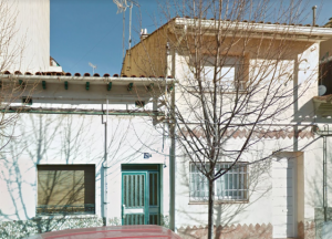 Cases que va fer construir Fermí Custó actualment
