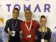 Pol López i Marta Jiménez subcampions de la Copa Europa en parelles