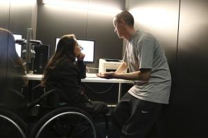 Aula a disposició dels estudiants amb discapacitat de la UAB per rebre suport, adaptació i accés a recursos personalitzats