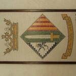 Logo d'en Martinet, la figura que representa les festes de Cerdanyola, idea del dibuixant J. Garcia (Arxiu Pla)