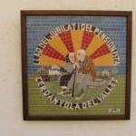 Logo dels Pensionistes de Cerdanyola (Arxiu Pla)