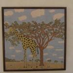 Girafa africana (Arxiu Pla)