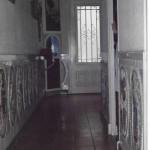 Arrimadors del passadís del domicili de Josep Gabarra (Arxiu Lázaro)