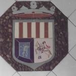 Escut de Cerdanyola anterior a l'actual (Arxiu  Lázaro)