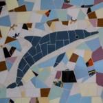 Detall d'un dofí (Arxiu Lázaro).  Imatge Tito Vera.