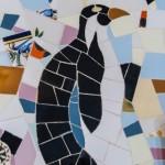 Detall d'un pingüí (Arxiu Lázaro).  Imatge Tito Vera.