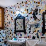 Panoràmica del bany de casa meva (Arxiu Lázaro). Imatge Tito Vera.
