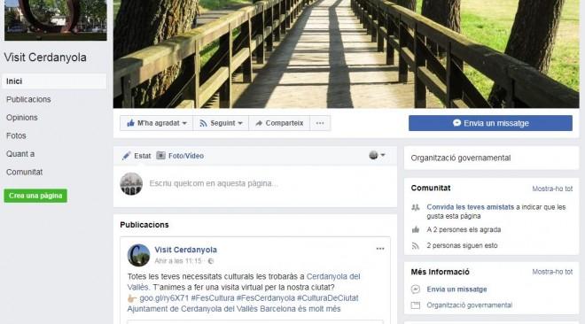 Cerdanyola dóna a conèixer els seus actius turístics a les xarxes socials