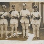 Creu Roja de Cerdanyola-Ripollet. Josep Morral és el segon d'esquerra a dreta (Arxiu Morral Casamitjana).