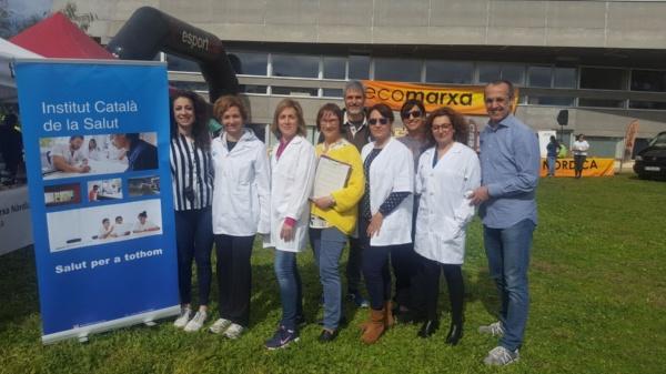 Professionals de l'EAP Serraparera i de l'EAP Canaletes-Fontetes participen en la tercera edició de l'Ecomarxa