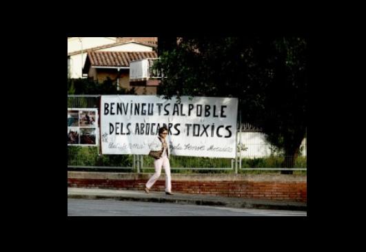 Cerdanyola, ciutat d'abocadors tòxics descontrolats, s'adhereix a l'Hora del Planeta