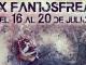 El XIX Fantosfreak es celebrarà al parc del Turonet del 16 al 20 de juliol