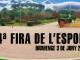 El parc del Turonet tornarà a ser l'epicentre de l'esport de Cerdanyola amb la Fira de l'Esport