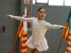 Bon paper de l'Africa Valiente al campionat de Barcelona Infantil