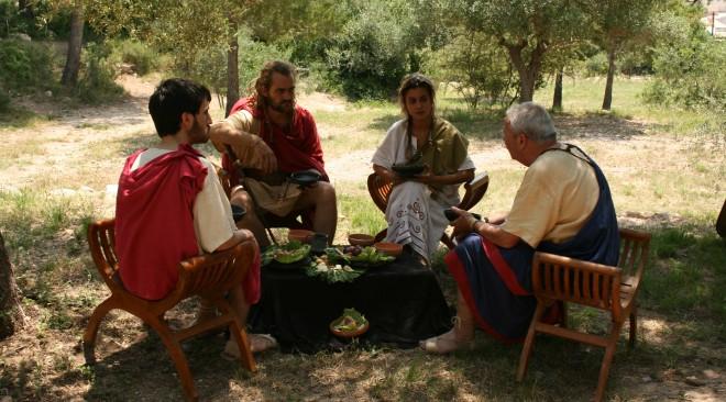 El vi en temps dels ibers al Poblat de Ca n'Oliver