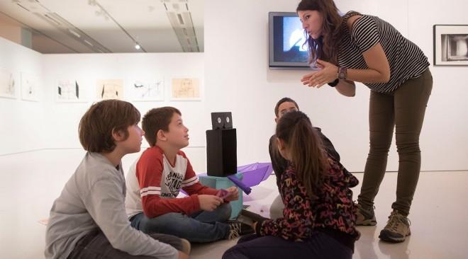 El Museu d'Art de Cerdanyola ofereix una vista dinamitzada a l'exposició 'Entusiasme'