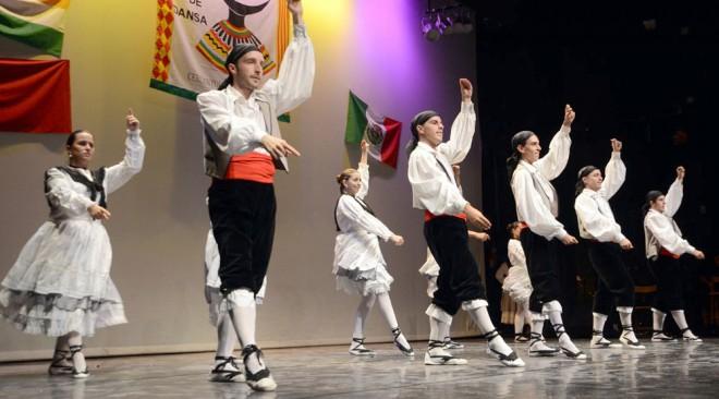 Cerdanyola commemora el Dia Internacional de la Dansa