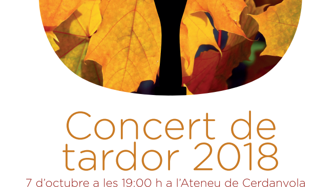 Torna el concert de la Tardor de l'Orquestra de Cambra de Cerdanyola